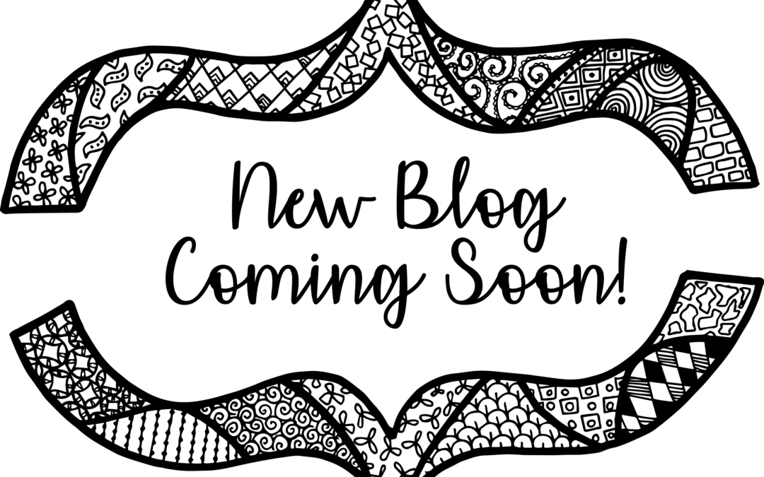 Want to hear More? NEW Blog Coming Soon!